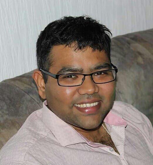 Aravindh Krishnamoorthy